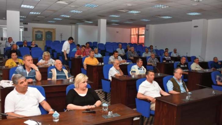 Edremit'te Mayıs ayı Muhtarlar Toplantısı Yapıldı