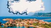 Türkiye Mavi Bayrakta Dünya Üçüncüsü