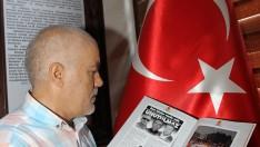 Balıkesir'in 15 Temmuz manşetleri kitap oldu