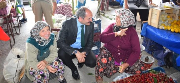 AK Parti Balıkesir İl Başkanı Hasan Demiraslan Açıklaması