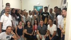 Yabancı Öğrencilerden Türkü Ziyafeti