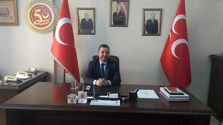 Yüksel, CHP Balıkesir İl Başkanı Serkan Sarı'nın Beyanatlarına Cevap Verdi