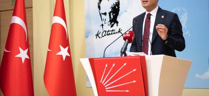 KAPANMADA GARANTİ GELİRLERİ VATANDAŞ İÇİN KULLANILMALI'
