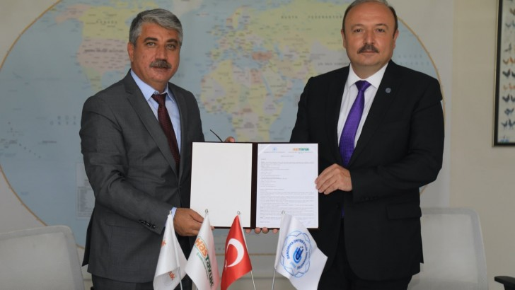 BANÜ ile HasTavuk A.Ş. Arasında İş Birliği Protokolü İmzalandı