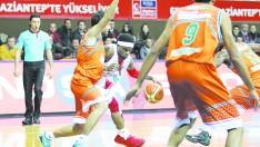 Play-Off'larda Pınar Karşıyaka ile ikinci eşleşmemiz