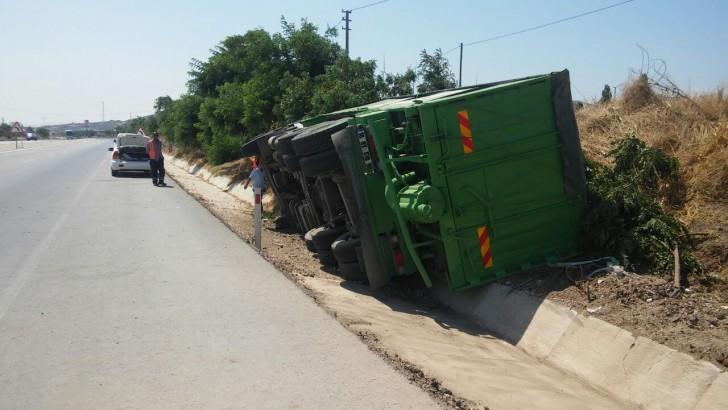 Bandırma – Çanakkale yolunda kaza