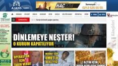 Ajans Haber Sitesi Aracılığıyla Haberler Anında Sizlerle