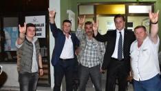 MHP Manyas'da Çalışmalarını Sürdürüyor