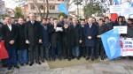 Balıkesir'de Çin'in Doğu Türkistan Politikasına Tepkiler