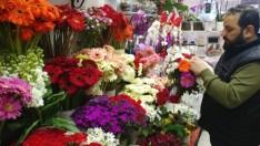 Çiçekçiler 14 Şubat'tan Umutlu