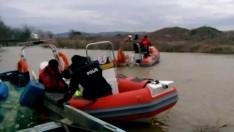 Kayıp Balıkçıyı Arama Çalışmalarına Rüzgar Engeli