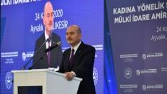 İçişleri Bakanı Süleyman Soylu Balıkesir'de