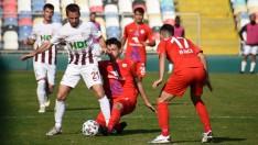 Altınordu 2 – 0 RH Bandırmaspor
