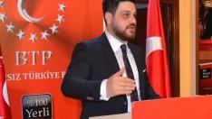 BTP lideri Baş: Türkiye'nin tam kapanmayı sağlayacak imkânları var