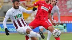 Boluspor 0-1 Bandırmaspor