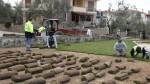 Altınoluk'ta 3 mahalle yeni parkına kavuşuyor