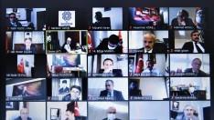 2021 Yılının İlk İl Koordinasyon Kurulu Toplantısı Gerçekleştirildi